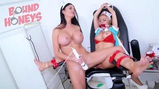 Jasmine Jae Jasmine Sinclair - Kinky Nurses 4k Trailer